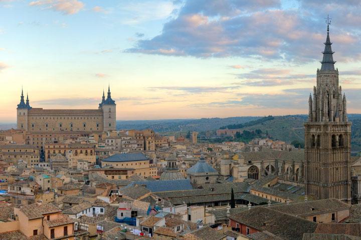 paisaje toledo nombre, ginebra hecha con cerveza, ginebra toledana, ginebra de Toledo