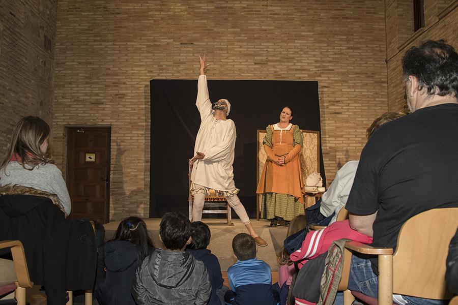 exito de las Noches Toledanas con Gin 1085 y representación de Don Quijote