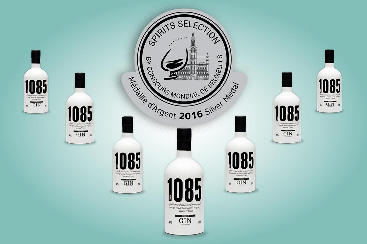 Médaille d'Argent 2016 Spirit Selection by Concours Mondial de Bruxelles